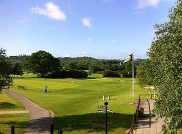 Broome Manor Golf Complex in Swindon