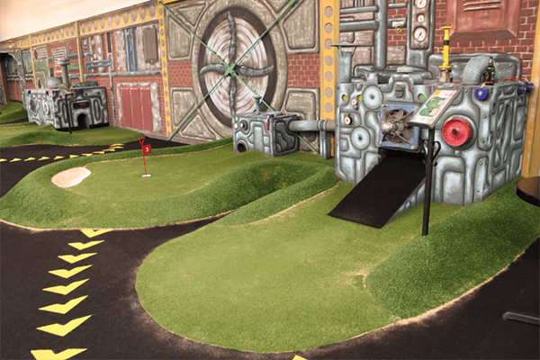 Golf Clubs in Swindon