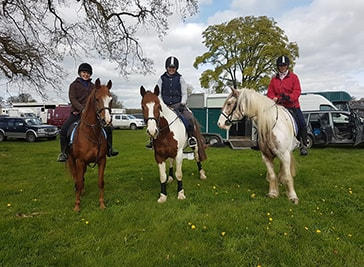 LadySmith Equestrian Centre in Swindon