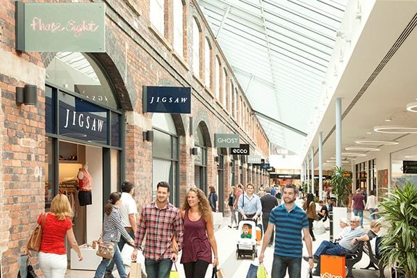 Shopping in Swindon