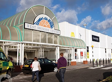 West Swindon Shopping Centre