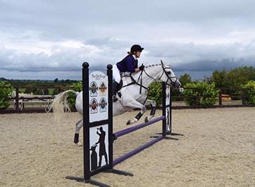 Wickstead Farm Equestrian Centre in Swindon