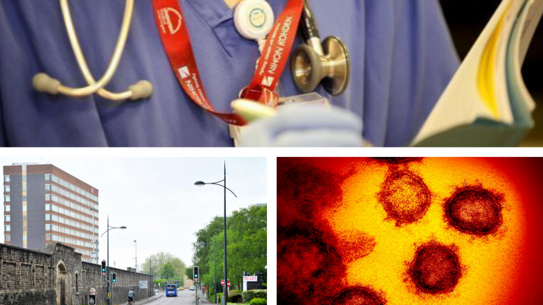 Swindon's confirmed coronavirus cases total rises by 33 in one day