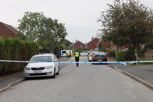 Bomb squad called to Upper Stratton after discovering 'unknown substances' during arrest