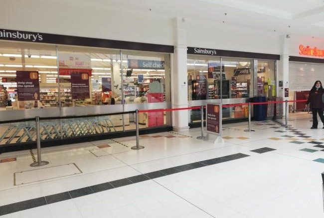 BREAKING: Sainsbury's to close Brunel Centre store in November in new blow for town centre