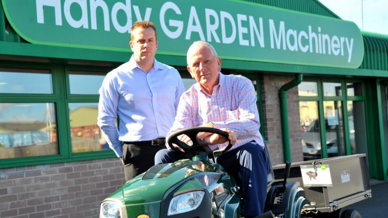 Handy Garden Machinery store to close after lockdown wiped out trade