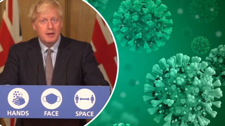 Boris Johnson reveals new coronavirus rules - here's how it affects you