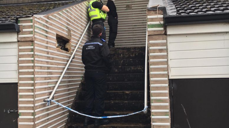Neighbours in shock after man stabbed in Freshbrook
