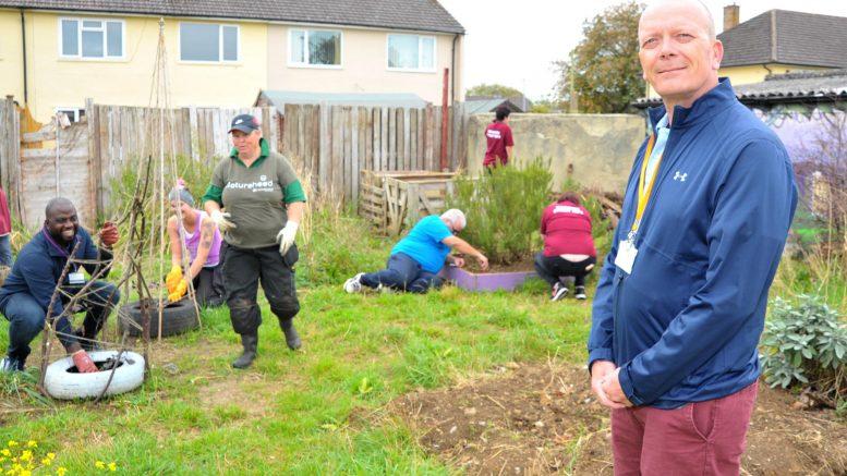 Swindon Street Reps looking for new volunteers in Parks